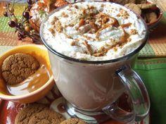 Café con Leche con Especia de Calabaza - Que Rica Vida