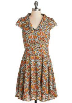 Banjo Brilliance Dress | Mod Retro Vintage Dresses | ModCloth.com
