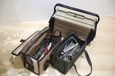 Suitcase, Camping, Dark, Decor, Organizers, Tools, Campsite, Decoration, Decorating