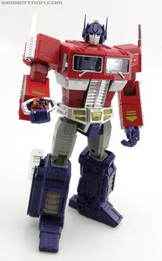 20th Anniversary Optimus Prime.