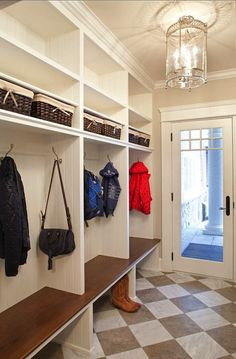 Make the Most of Your Mudroom - Bourbon & Boots
