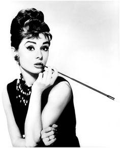 Audrey Hepburn (Breakfast at Tiffany's) 1961