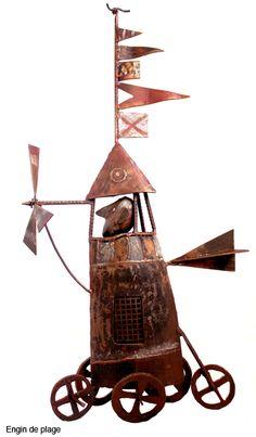Sculpture | Galerie Blanchard