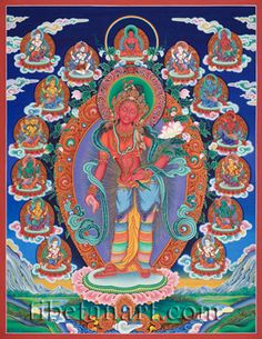 tibetan buddhist god
