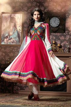 30+ Elegant And Beautiful Frocks Designs - Style Arena