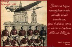 Torino Fc, Non Plus Ultra, Vintage Football, Football Players, Champion, Soccer, History, Aldo, Grande