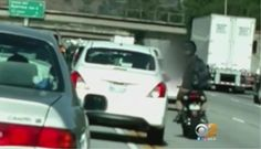 Driver Blocking Lane-Splitters Caught On Camera - Blooper News - News by you for you!™