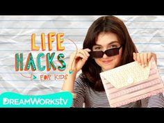 Valentine's Day Hacks   LIFE HACKS FOR KIDS - YouTube