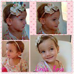 Encomede já seu adereço, sua princesa vai ficar mais linda ainda, assim como a minha!