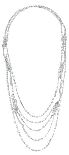 Brins de Diamant Necklace from LesBlesDeChanel - FineJewelry