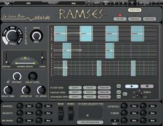 XILS-lab is proud to announce availability of R.A.M.S.E.S., an all-new PC- and Mac-compatible multi-effect plug-in with a difference