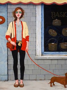 Just The Girls | Fred Calleri