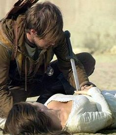 Marian's Death..... one of the saddest parts of the whole series. I kept expecting a miraculous recovery as it happened in series 1.