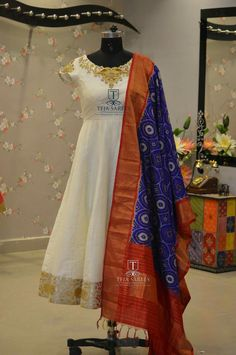 anarkali silk and suits on pinterest