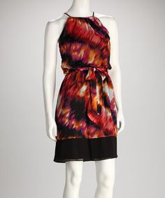 Take a look at this Fuchsia Dress by One Love on #zulily today!