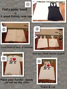 Great tutorials for transforming t-shirts into tanks and old bras into bandeaus for those backless tops!  |  wholly curls