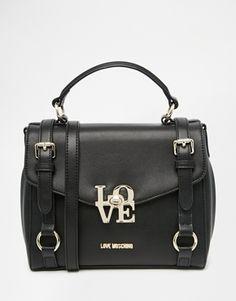Love Moschino | Love Moschino Satchel Across Body Bag at ASOS