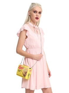 Eggo Cosplay Crossbody Bag