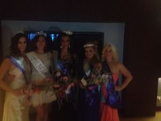 Judging at Miss British Empire Sheffield as Face of The Globe North East x