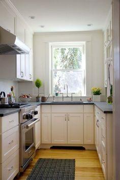 L aménagement petite cuisine petite cuisine aménagée bien