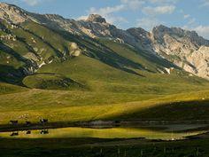 Se l'Abruzzo sembra il Tibet: foto magiche - Corriere.it