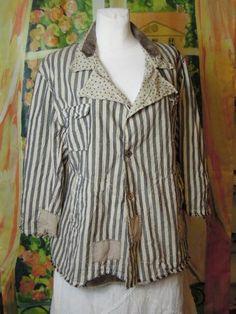Magnolia Pearl, European Cotton Cosmo Jacket, abbey road