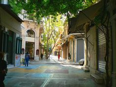 Early Morning in Plaka, #Athens#travelingreece
