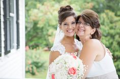 Mother and Daughter Wedding Moment Scott and Tiffany Wedding Photo By Red Stone Photography delightfully chic