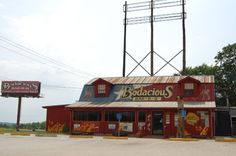 Bodacious BBQ - The best of Texas BBQ with three Longview locations (one right across the street from campus)!