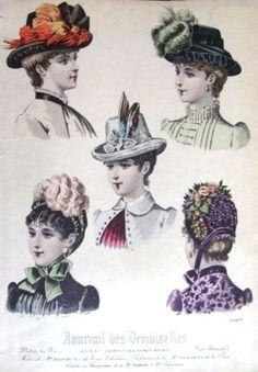 journal des demoiselles | 1883 Journal des Demoiselles