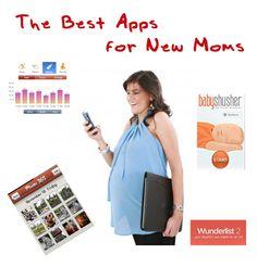 Best Apps for new moms
