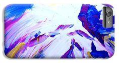 Color Explosion 3 iPhone 6 Plus Case by Gale Patterson.