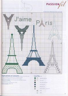 (1) Gallery.ru / Foto # 2 - I Love Paris - DELERJE