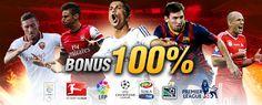 Dapatkan Bonus Credit 100% hanya di BOLA54  http://bola54.com