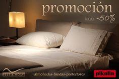 Rest&Home Almohadas y protectores hasta -50%