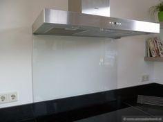 glazen achterwand keuken - Google zoeken
