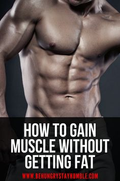 The desire to put on muscle is different than the desire to just gain weight, and it's important to always remember that. Adding muscle to your body is an incredibly slow process but adding fat can be a very fast process if you're not careful. Read this article to learn more about avoiding fat gain as you build more muscle!
