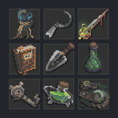 Witchmarsh Dev Log - Inglenook Games