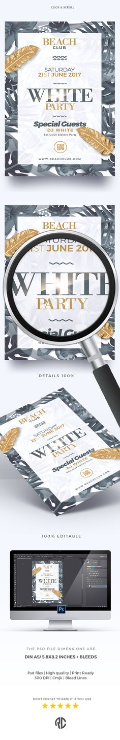 """White Party 