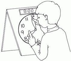 ΠΩΣ ΝΑ ΔΙΔΑΞΕΤΕ ΤΗΝ ΩΡΑ - HOW TO TEACH TIME