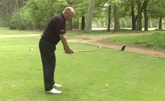 Golf Drills to help you hit a Driver further
