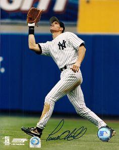 paul o'neill ny yankees | Paul O'Neill autographed New York Yankees 8x10
