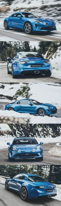 """MUST SEE """" 2017 Alpine A110 """", 2017 Concept Car Photos and Images, 2017 Cars"""