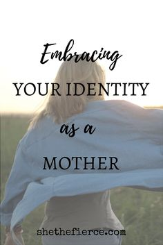Why I Wear My Motherhood Badge With Pride   I have come to realise that motherhood defines me - and this is actually a good thing! Here's why...