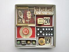 mano's welt. Art box with dice