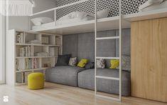 mieszkanie w Knurowie 2 - Spacja Studio - zdjęcie od Spacja Studio - Pokój dziecka - Styl Nowoczesny - Spacja Studio