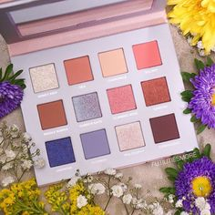 The Soul Blooming Palette by @nablacosmetics is BACK IN STOCK along with the amazing ALCHEMY eyeshadow and international shipping is 50% OFF! Plus the new concealers setting powder and tools!  Ill show you the newbies once Im back from vacations! . . . . #soulblooming #soulbloomingcollection #nabla #nablacosmetics #futilitiesmorenabla #futilitiesmore #futilitiesandmore #futilitiesmoreswatches #makeupphotography #beautyphotography #productphotography #beautyblogger #instablogger…