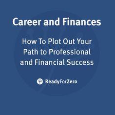 ReadyForZero E-books | ReadyForZero Financial Success, Debt Payoff, Finance, Ebooks, Career, Advice, Carrera, Tips, Economics
