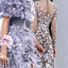 Feathers & Flowers via @ralphandrusso