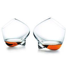 Cognac Liqueur Glass by Rikke Hagen